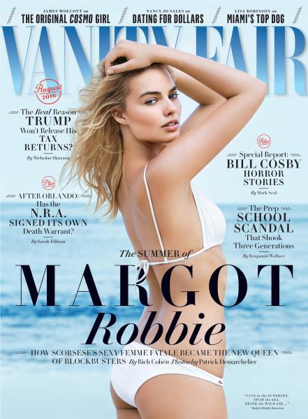 Issue: - August 2016   Vanity Fair