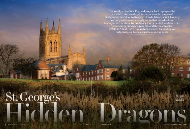 Article Preview: St. George's Hidden Dragons, August 2016 2016 | Vanity Fair