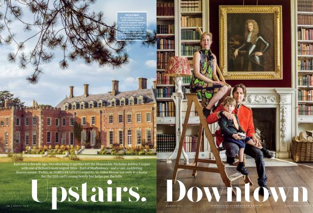 Article Preview: Upstairs, Downtown, August 2016 2016 | Vanity Fair