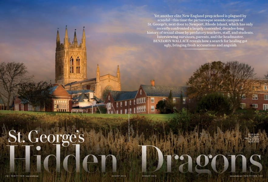 St. George's Hidden Dragons