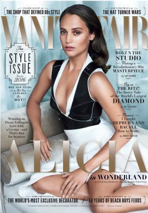 September 2016 | Vanity Fair