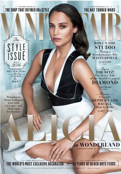 Issue: - September 2016 | Vanity Fair