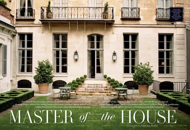 Article Preview: MASTER of the HOUSE, September 2016 | Vanity Fair