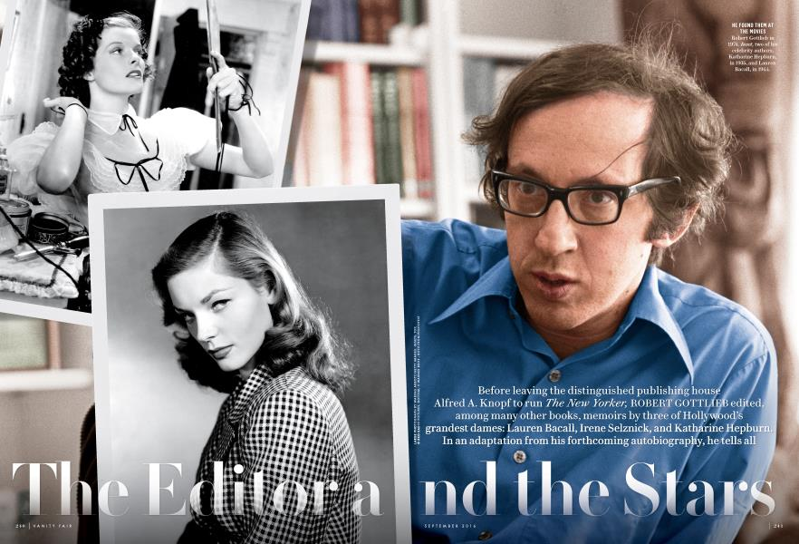 The Editor and the Stars