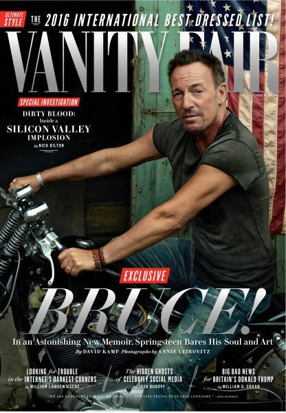 Issue: - October 2016 | Vanity Fair