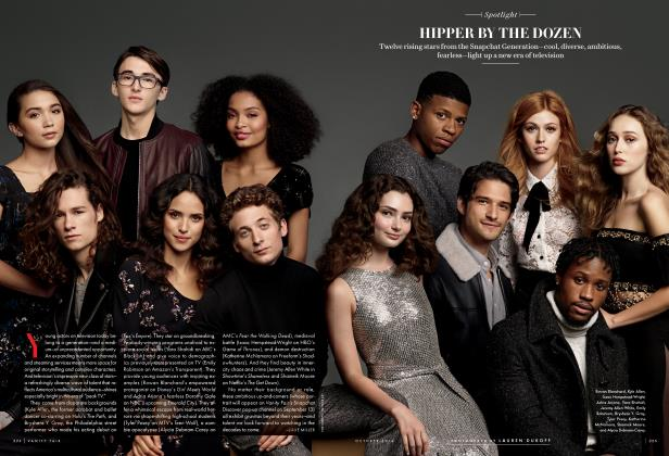 Article Preview: HIPPER BY THE DOZEN, October 2016 2016 | Vanity Fair