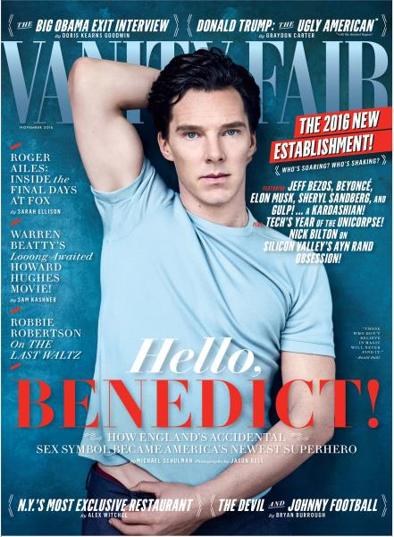 Issue: - November 2016 | Vanity Fair