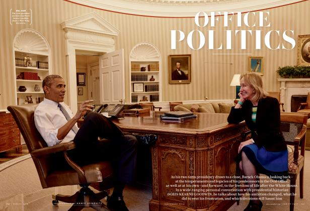 Article Preview: OFFICE POLITICS, November 2016 | Vanity Fair