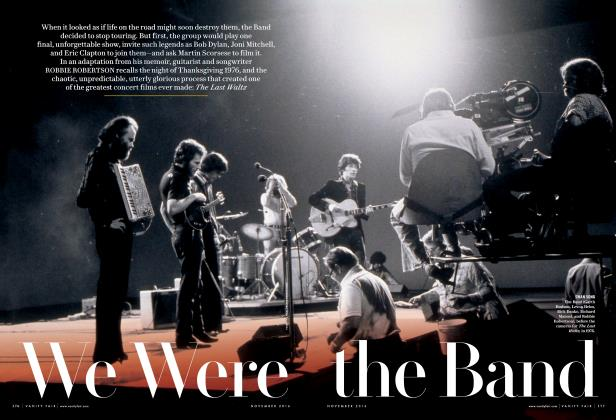 Article Preview: We Were the Band, November 2016 | Vanity Fair
