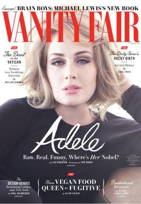 December 2016 | Vanity Fair