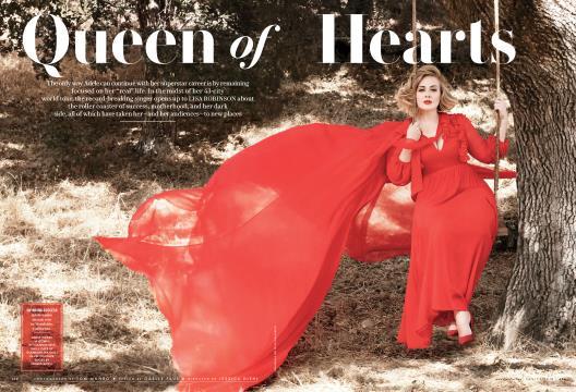 Queen of Hearts - December | Vanity Fair