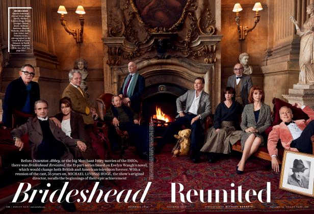 Article Preview: Brideshead Reunited, December 2016 2016 | Vanity Fair