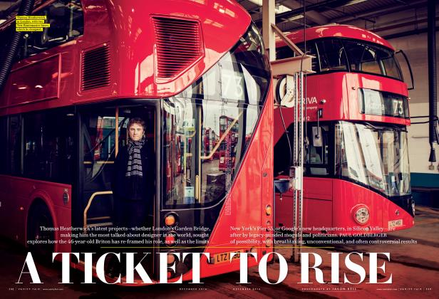 Article Preview: A TICKET TO RISE, December 2016 | Vanity Fair