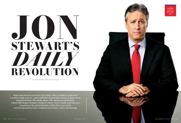 JON STEWART'S DAILY REVOLUTION