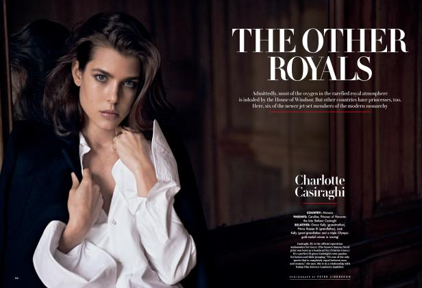 Article Preview: THE OTHER ROYALS, Special Edition 2016 | Vanity Fair
