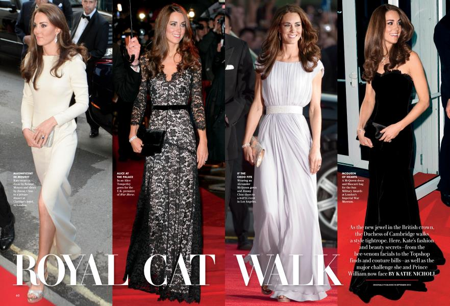 ROYAL CAT WALK