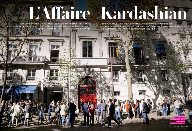 Article Preview: L'Affaire Kardashian, Holiday 2016/2017 2017 | Vanity Fair