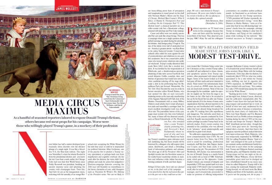 MEDIA CIRCUS MAXIMUS