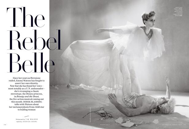 Article Preview: The Rebel Belle, March 2017 2017 | Vanity Fair