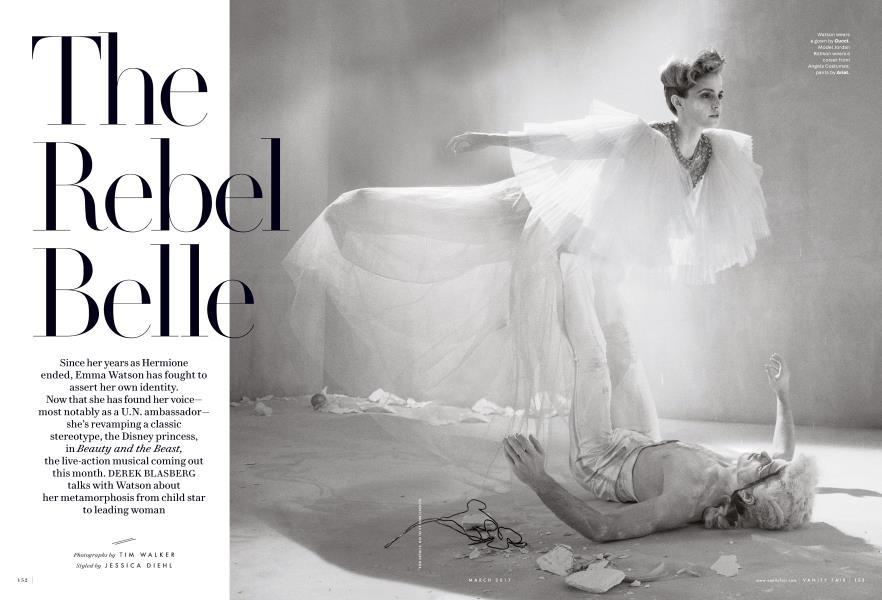 The Rebel Belle