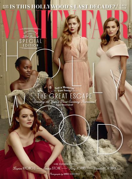 Issue: - Hollywood  2017 | Vanity Fair