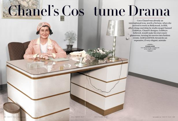 Chanel's Costume Drama