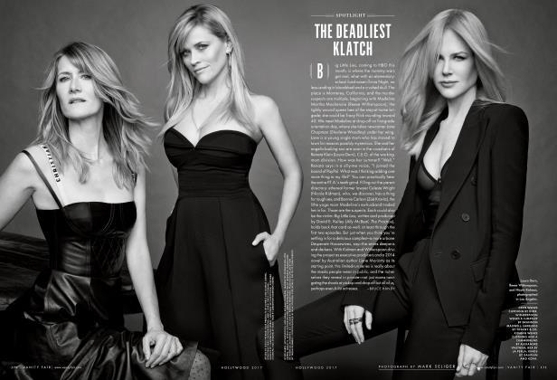 Article Preview: THE DEADLIEST KLATCH, Hollywood 2017 2017   Vanity Fair