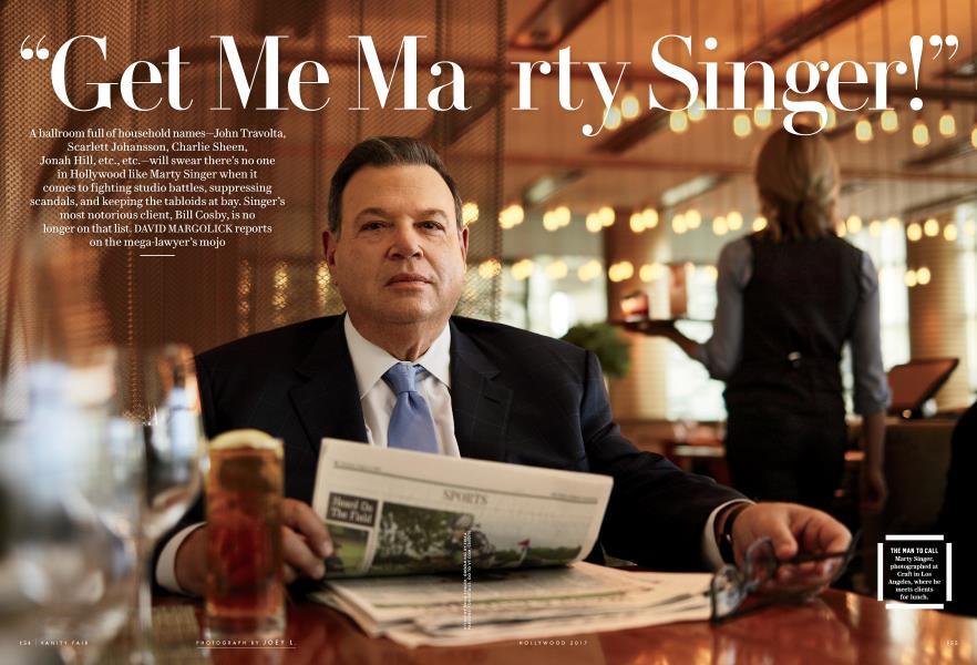 """""""Get Me Marty Singer!"""""""