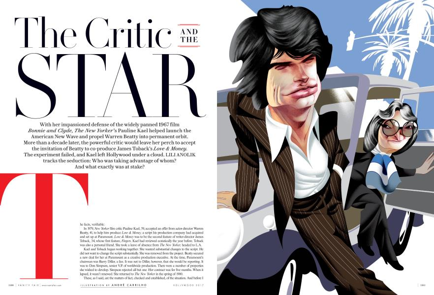 The Critic AND THE STAR