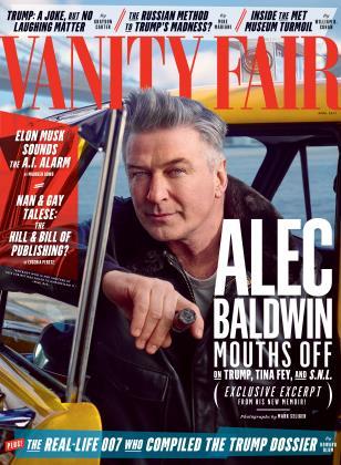 April 2017 | Vanity Fair