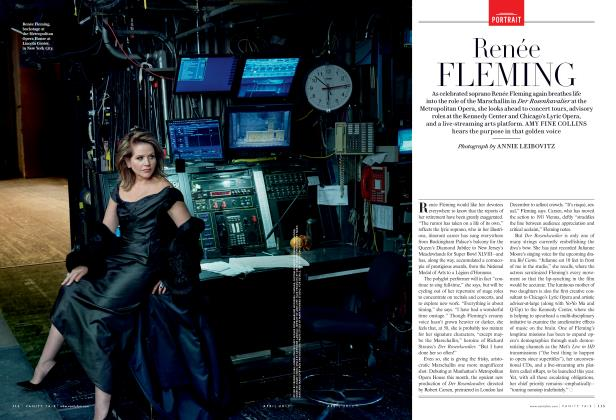 Article Preview: Renée FLEMING, April 2017 2017 | Vanity Fair