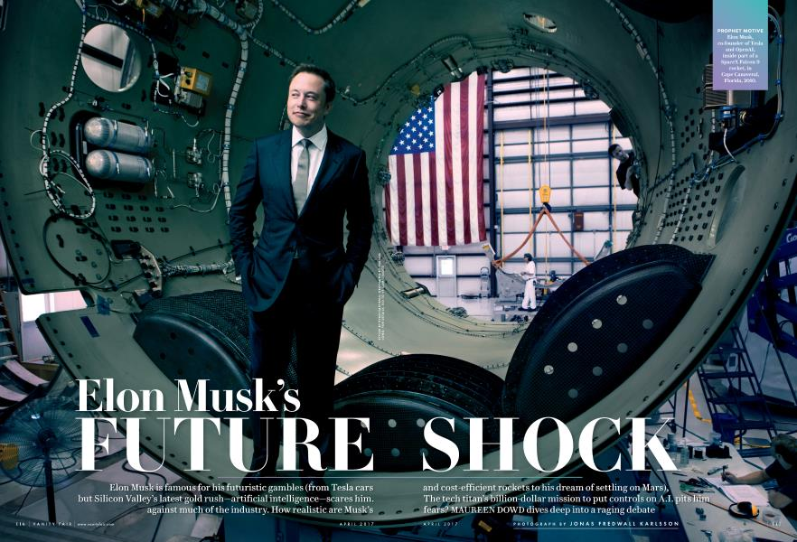 Elon Musk's FUTURE SHOCK