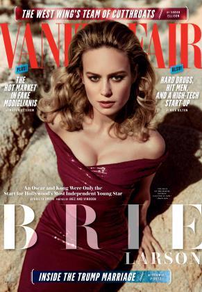 May 2017 | Vanity Fair