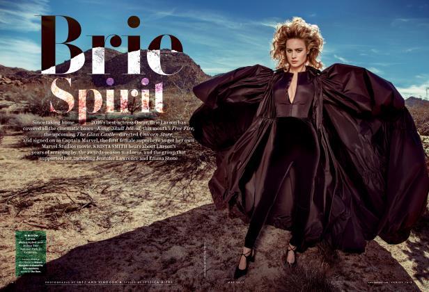 Article Preview: Brie Spirit, May 2017 2017 | Vanity Fair