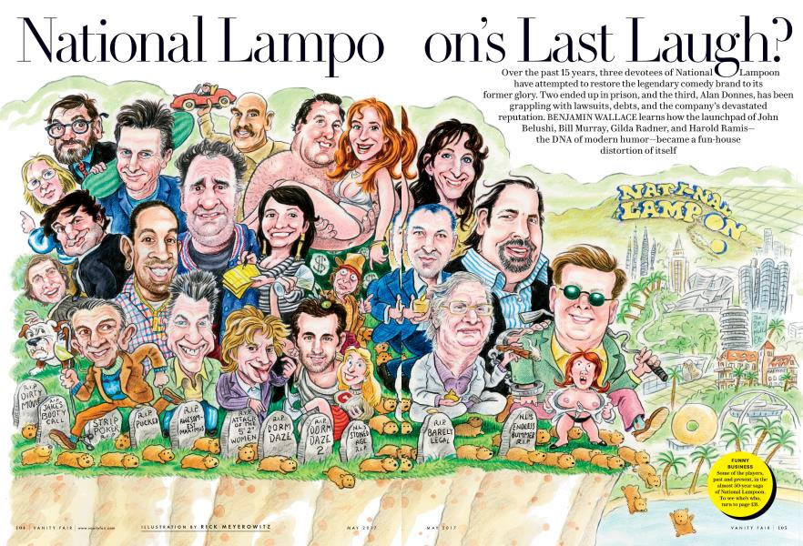 National Lampoon's Last Laugh?