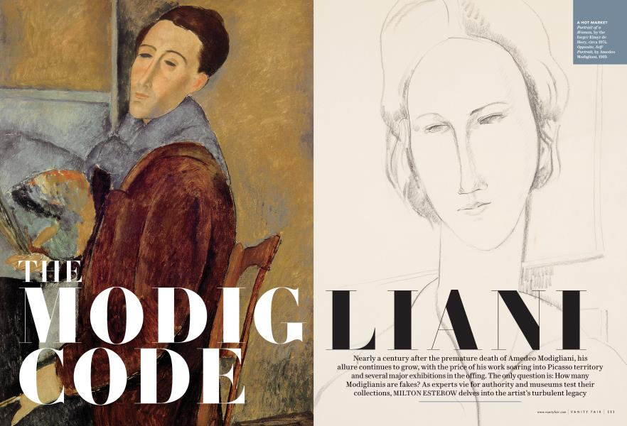 THE MODIGLIANI CODE