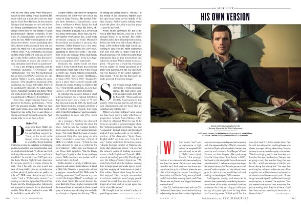 Article Preview: HIS OWN VERSION, Summer 2017 2017 | Vanity Fair