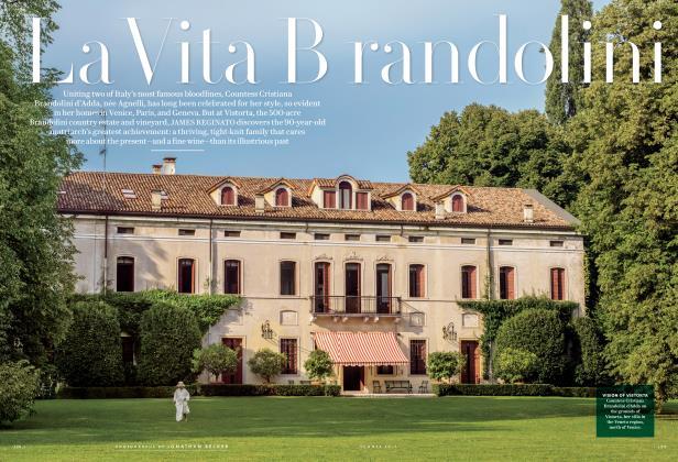 Article Preview: La Vita Brandolini, Summer  2017 | Vanity Fair