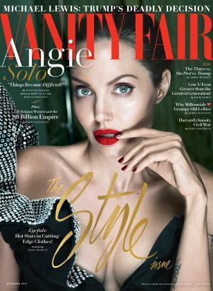 September 2017 | Vanity Fair