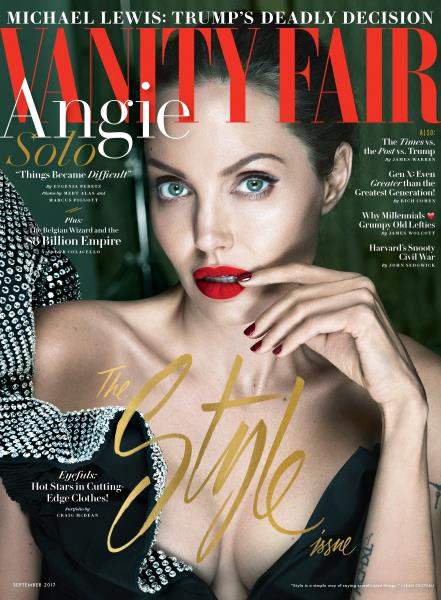 Issue: - September 2017   Vanity Fair