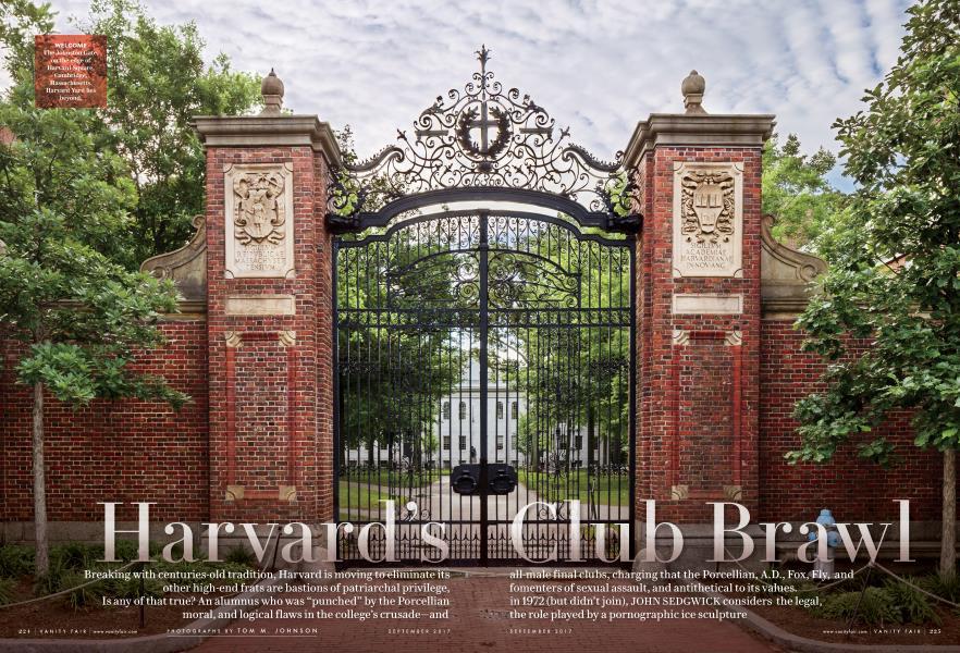 Harvard's Club Brawl