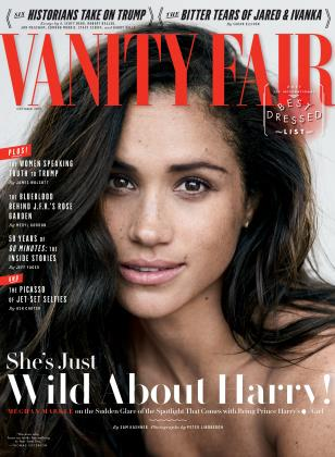 October 2017 | Vanity Fair