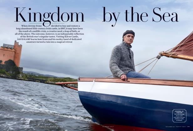 Article Preview: Kingdom by the Sea, October 2017 | Vanity Fair
