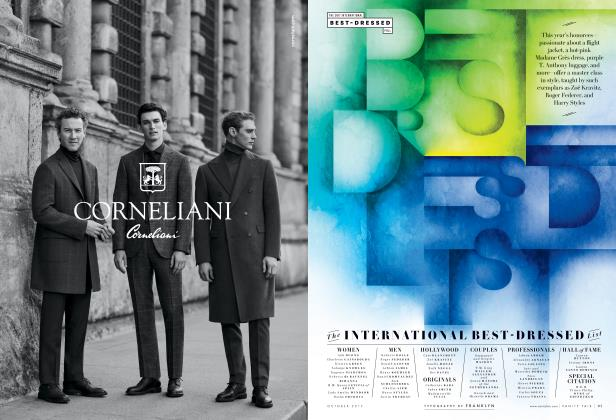Article Preview: The INTERNATIONAL BEST-DRESSED List, October 2017 | Vanity Fair