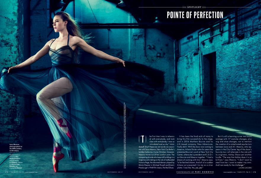 POINTE OF PERFECTION
