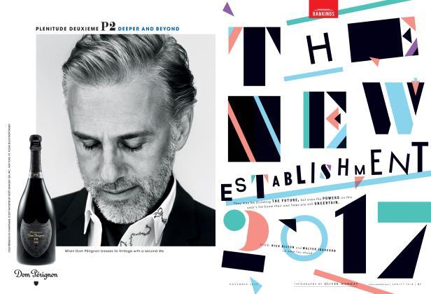 Article Preview: THE NEW ESTABLISHMENT 2017, November 2017 2017 | Vanity Fair
