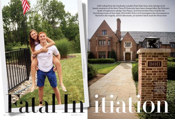 Article Preview: Fatal Initiation, November 2017 2017 | Vanity Fair