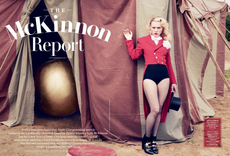 THE McKinnon Report