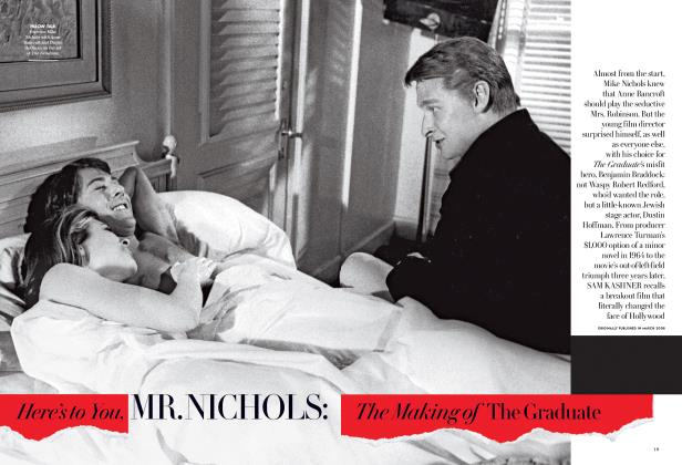 Here's to You, MR. NICHOLS: The Making of The Gradaute