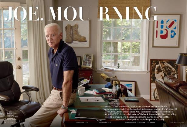 Article Preview: JOE, MOURNING, December 2017 | Vanity Fair